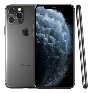 3D apple iphone 11 pro