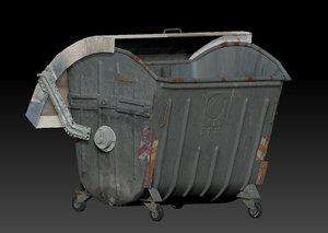 3D serbian trash