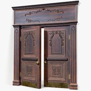 3D ready doorway model