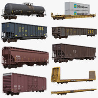 Big Railcars Collection