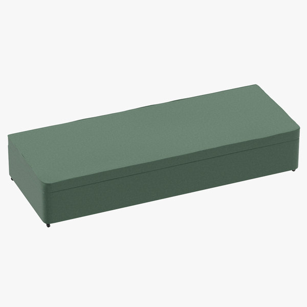 bed base 02 mint 3D model