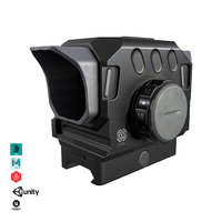 3D red dot sight