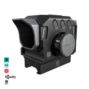 3D red dot sight