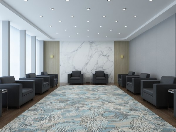 interior vip meeting room model