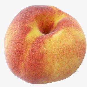 peach 03 hi polys 3D