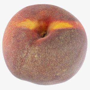 peach 04 hi polys 3D