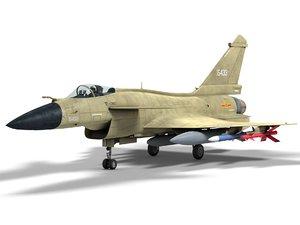 j-10b chengdu j-10 model