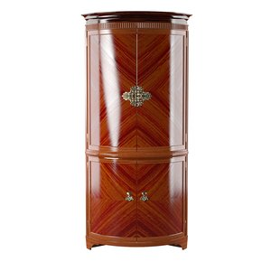 jonathan charles bar cabinet 3D