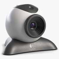 logitech webcam 2 3D