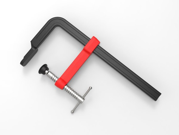 3D clamp tool
