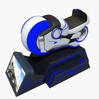 speed 3D