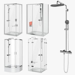 ravak shower set 64 model