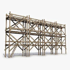 scaffold old model