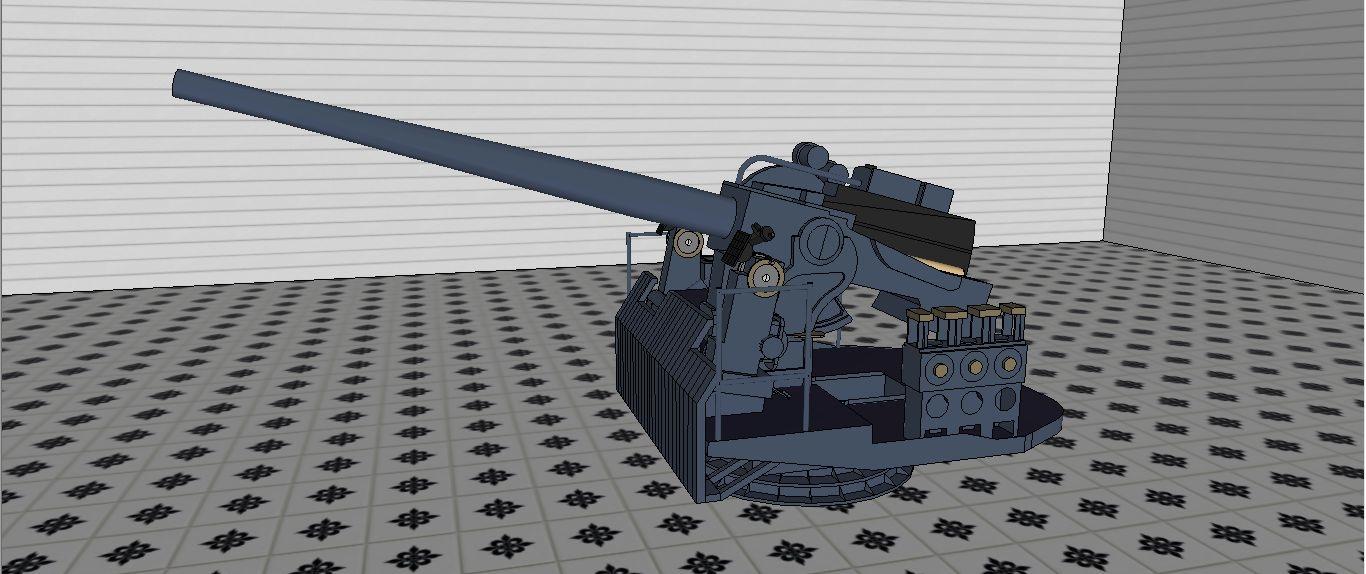 Pétrolier T2, USS Pamanset (AO-85) 1943, Impression 3D & Scratch au 1/200 - Page 5 5inch1.jpg404A6287-080F-4A95-B006-01B11C894AC5DefaultHQ