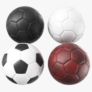 soccer balls model