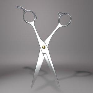 3D scissor