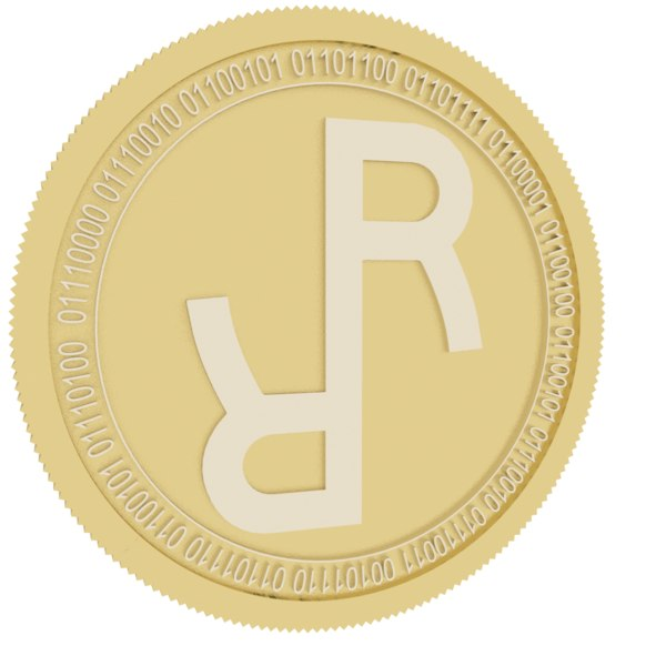 rchain gold coin model