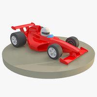sport racing car model