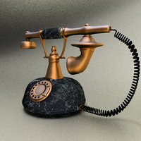 Retro Rotary Phone