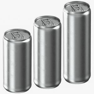 beverage slim cans model
