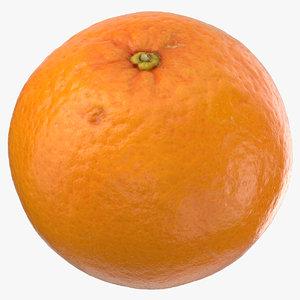 3D orange 02