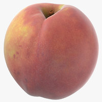 peach 02 3D