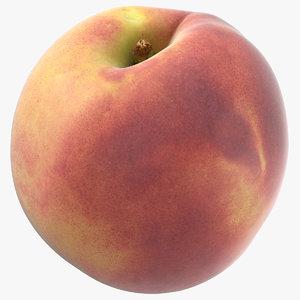 peach 04 3D model
