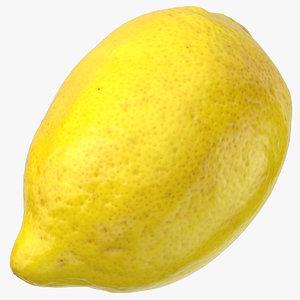 lemon 05 3D