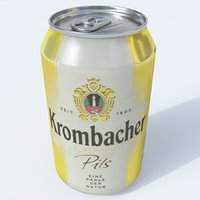 3D beer krombacher