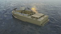 LSSC Military Ship