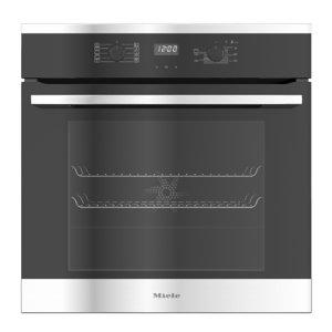 miele h2561b oven 3D model