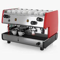 espresso coffee machine la model