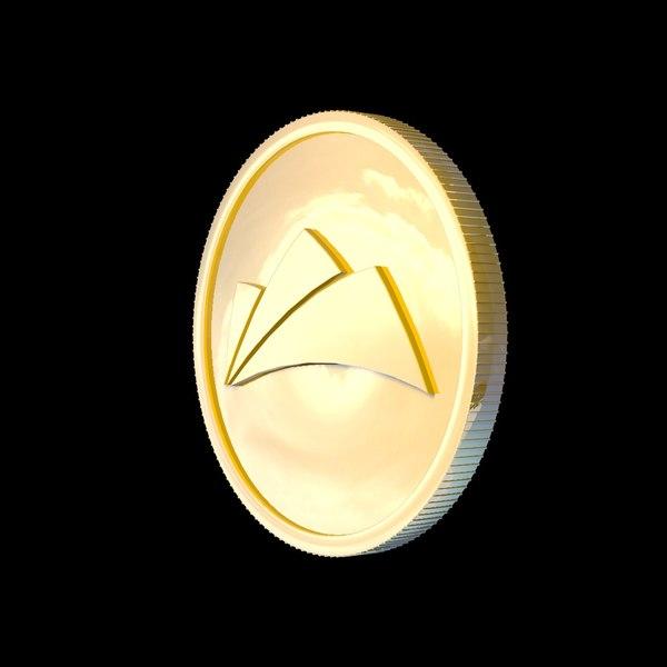 gold medal 3D