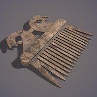 viking dragon comb model