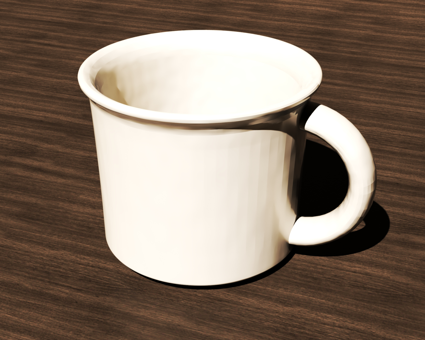 large mug 3D model