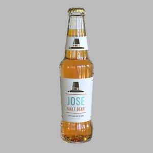 beer bottle 03 3D model