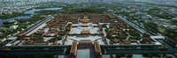tiananmen forbidden city beijing 3D model