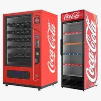 coca appliances 3D model