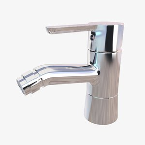 bathroom faucet 3D model