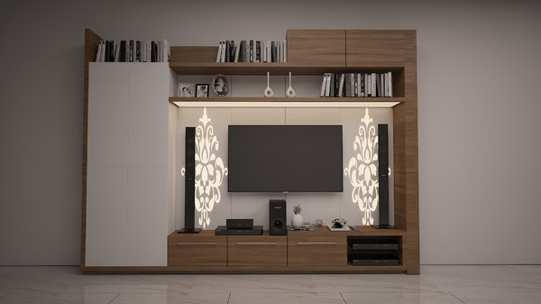 3D tv panel