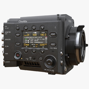sony venice movie camera model