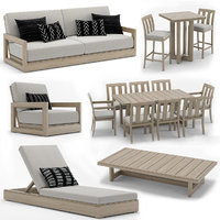 RH Outdoor Costa collection