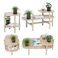 3D ashi table