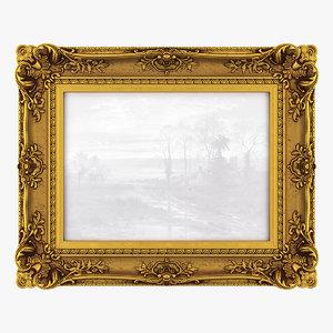 frame picture v10 3D model