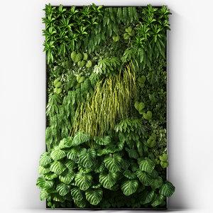3D vertical garden 06