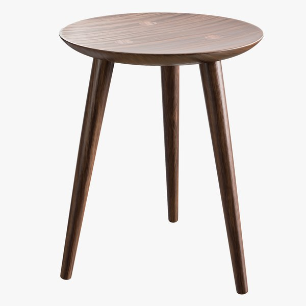 realistic darby stool model
