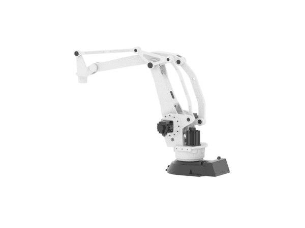 palletizingrobot 3D model
