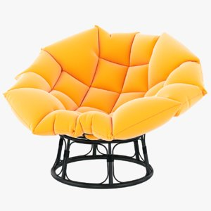 pof chair 3D model