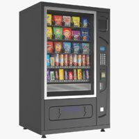 vending machine model