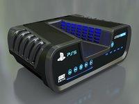5 ps5 3D model